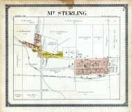Mt. Sterling, Van Buren County 1918